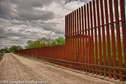 Border Wall/ fence US- Mexico Border